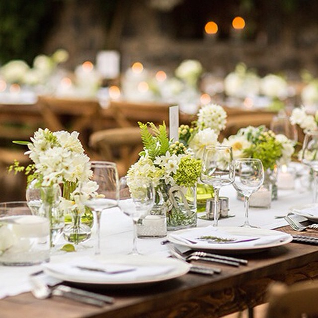Loving the color GREEN these days! #celebrationsmaui #mauicatering #celebrationscatering #bevgannon #luxurymauiweddings #haikumill #mauiweddings